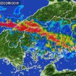 線状降水帯とは?雨はいつまで?大雨、豪雨、土砂災害に備えあれ